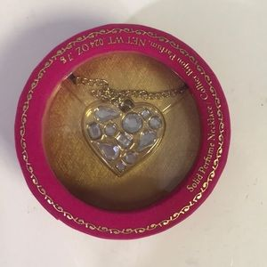 NEW- Juicy Couture Perfume Necklace